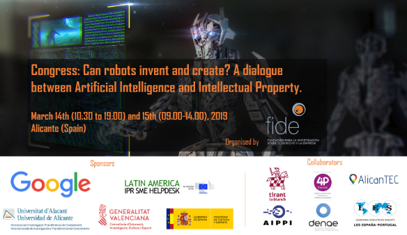 Congreso Sobre Inteligencia Artificial (Universidad De Alicante)